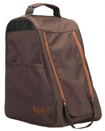 Canvas Ankle Boot Bag by Aigle